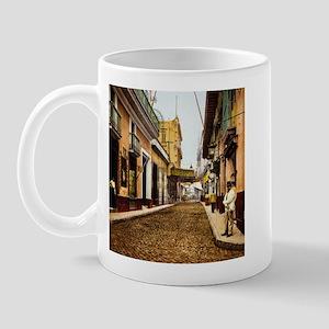 Calle de Habana Mug