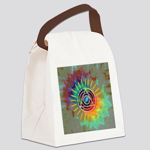 Sobrietyaustin Canvas Lunch Bag