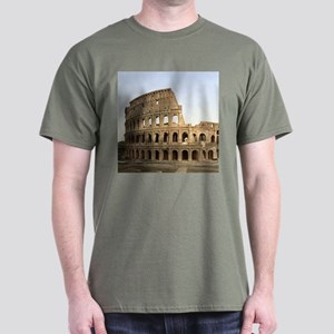 Vintage Colosseum Dark T-Shirt