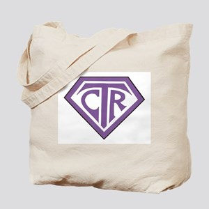Royal CTR emblem Tote Bag