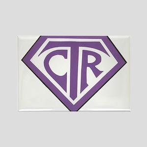 Royal CTR emblem Rectangle Magnet