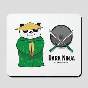 Panda Shopkeeper Mousepad
