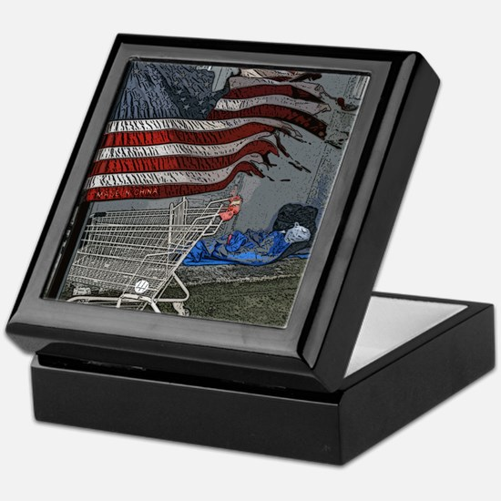 State of the Union Keepsake Box