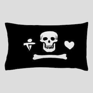 Stede Bonnet Flag Pillow Case