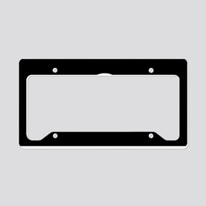Stede Bonnet Flag License Plate Holder