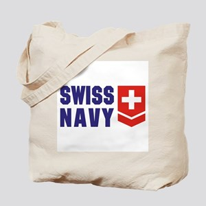 SWISS NAVY Tote Bag
