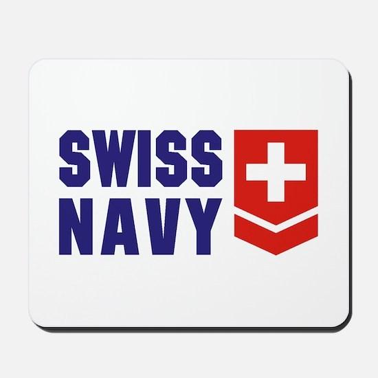 SWISS NAVY Mousepad