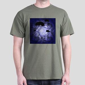 Harvest Moons Paratroopers Dark T-Shirt
