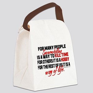 Way of Life Canvas Lunch Bag