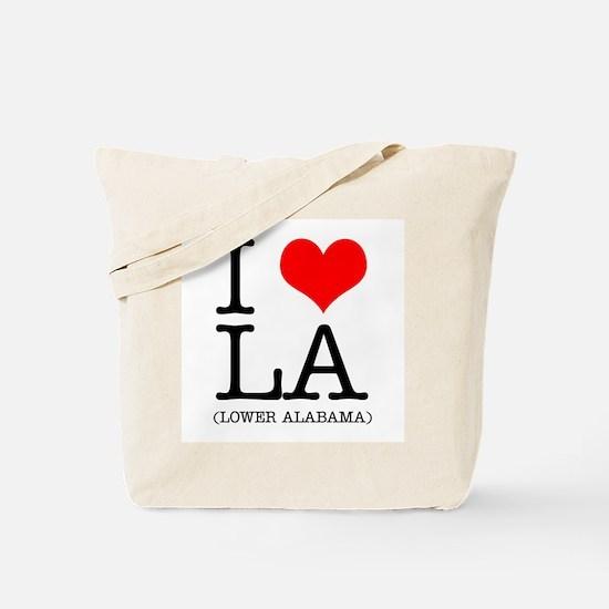 I Heart LA Tote Bag