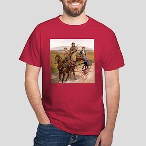 Irish Jaunting Car Dark T-Shirt