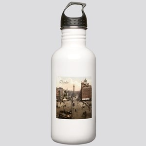 Vintage Dublin O'Connell Street Stainless Water Bo