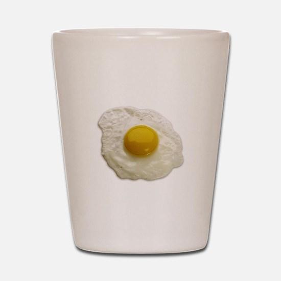 Egg on My Shot Glass