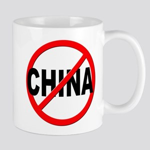 Anti / No China Mug