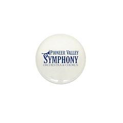 PVS Logo Mini Button (10 pack)