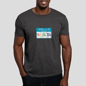 """My Name is Roy G. Biv"" Dark T-Shirt"