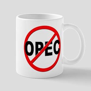 Anti / No OPEC Mug