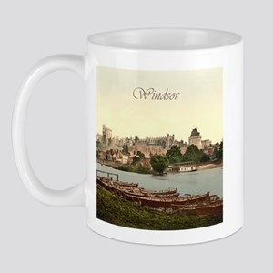 Vintage Windsor Castle Mug