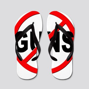 Anti / No Guns Flip Flops