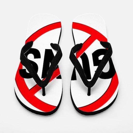 Anti / No Guns Flip Flops