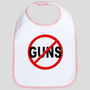 Anti / No Guns Bib