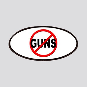Anti / No Guns Patches