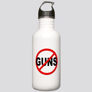 Anti / No Guns Stainless Water Bottle 1.0L