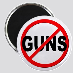 Anti / No Guns Magnet