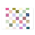 Rainbow Quilt Postcards (Package of 8)