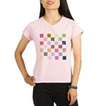 Rainbow Quilt Performance Dry T-Shirt