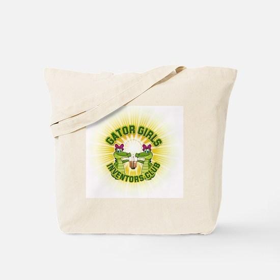 Gator Girls Inventors Club Tote Bag