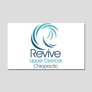 Revive Upper Cervical Chiropractic Car Magnet 20 x