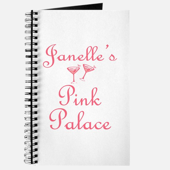 Janelle's Pink Palace Journal