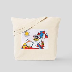 Summer Vacation/Fun Humor Tote Bag