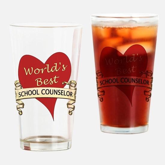 Cute Employment Drinking Glass
