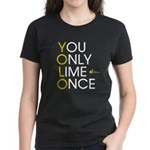 YOLO Lime Women's T-Shirt