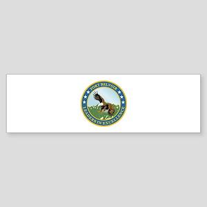 Fort Belvoir Sticker (Bumper)