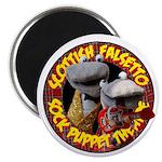 """Socks logo Chunky 2.25"""" Magnet (10 pack)"""