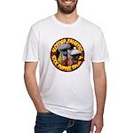 Socks logo Chunky Fitted T-Shirt