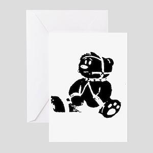 BONDAGE CUB/ME KINKY Greeting Cards (Pk of 10)