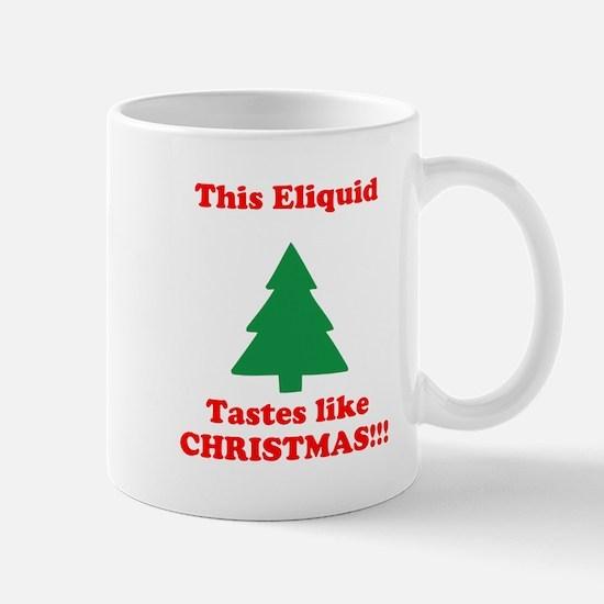 Eliquid Christmas Mug