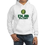 DUB SOLDIER DJ Hooded Sweatshirt
