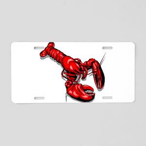 AN00565_ Aluminum License Plate