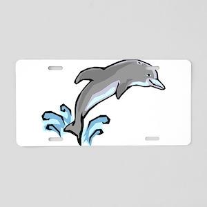 AN00379_ Aluminum License Plate