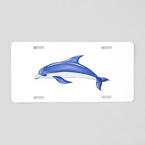 21777157 Aluminum License Plate