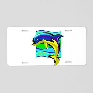 20415399 Aluminum License Plate