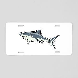 21104850 Aluminum License Plate