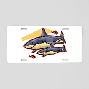 21101692 Aluminum License Plate