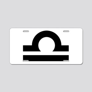32250446 Aluminum License Plate
