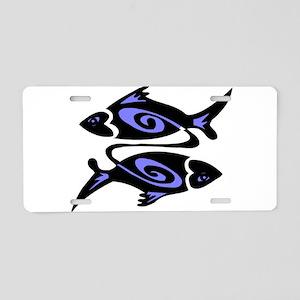 j0151603 Aluminum License Plate